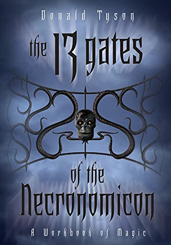 9780738721217: The 13 Gates of the Necronomicon: A Workbook of Magic