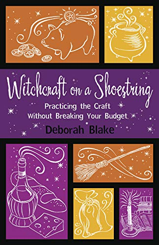 9780738721361: Witchcraft on a Shoestring: Practicing the Craft Without Breaking Your Budget