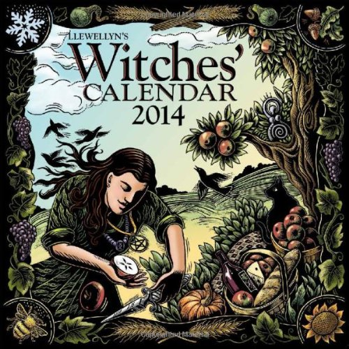 9780738721569: Llewellyn's Witches' 2014 Calendar
