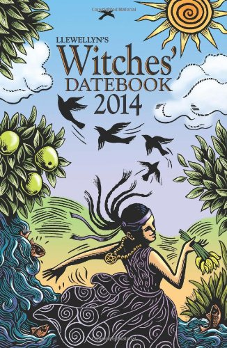 9780738721583: Llewellyn's Witches Datebook 2014