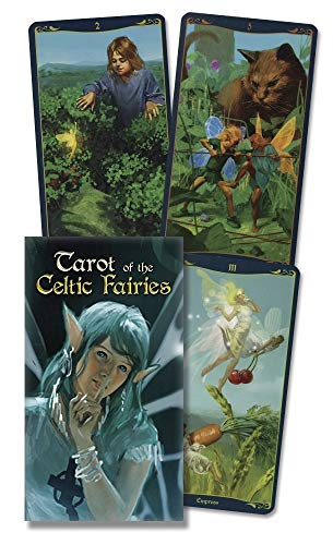 9780738721811: Tarot of the Celtic Fairies Deck