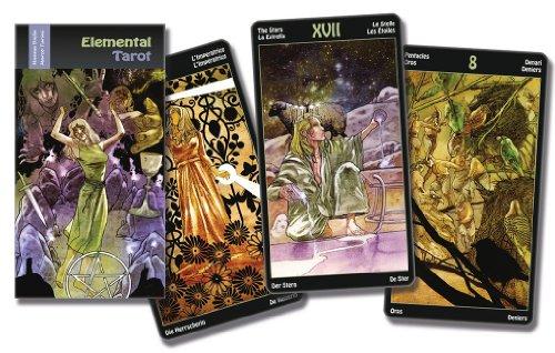 9780738721835: Elemental Tarot