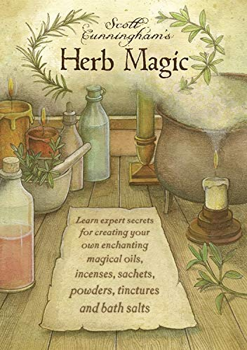 Scott Cunningham's Herb Magic DVD (0738722839) by Scott Cunningham