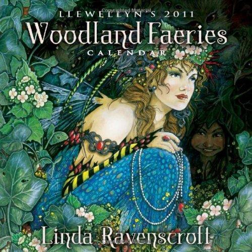 9780738722979: Llewellyn's 2011 Woodland Faeries Calendar