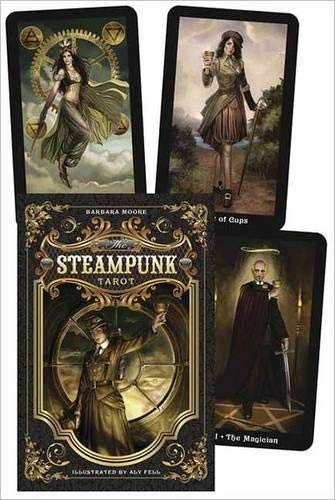 9780738726380: The Steampunk Tarot
