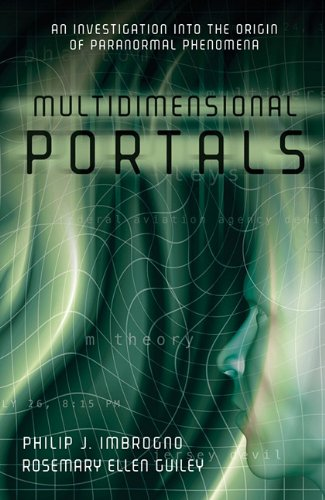 9780738726397: Multidimensional Portals: An Investigation into the Origin of Paranormal Phenomena