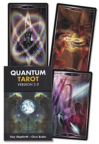 Quantum Tarot: Version 2.0 [With Paperback Book] (Loose Leaf): Kay Stopforth