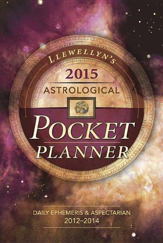 9780738726830: Llewellyns 2015 Astrological Pocket Planner: Daily Ephemeris and Aspectarian 2014-2016
