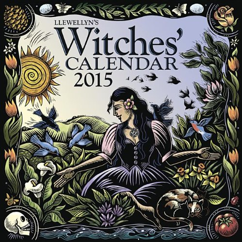 9780738726885: Llewellyn's 2015 Witches' Calendar