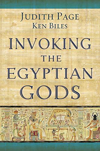 9780738727301: Invoking the Egyptian Gods