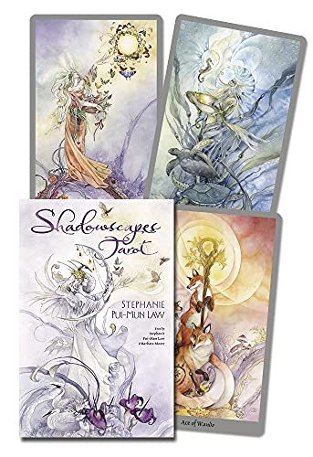 9780738727325: Shadowscapes Tarot [With Booklet]
