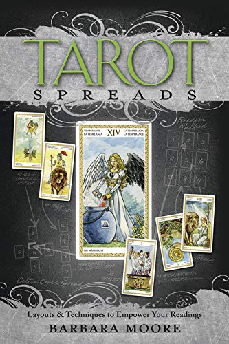 9780738727844: Tarot Spreads: Layouts & Techniques to Empower Your Readings