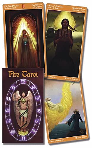 Fire Tarot: Lo Scarabeo