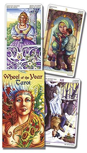 9780738729565: Wheel of the Year Tarot