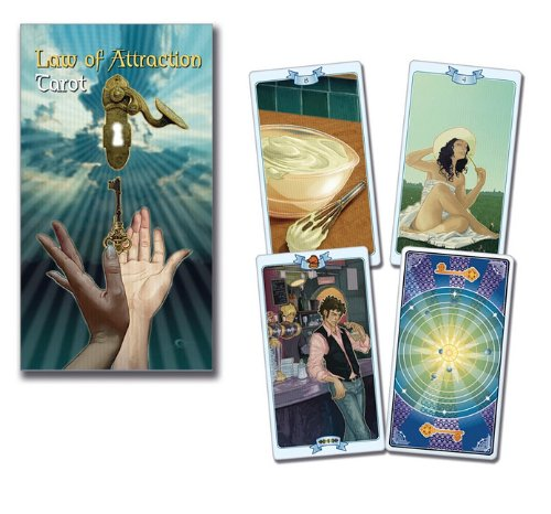 9780738730288: The Law of Attraction Tarot