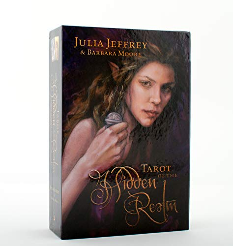 9780738730424: Tarot of the Hidden Realm