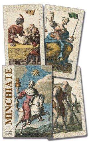 9780738731049: Minchiate Tarot Deck