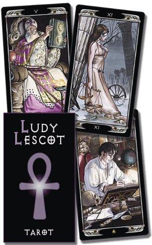 9780738731100: Ludy Lescot Tarot