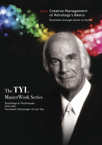 Noel Tyl's Creative Management of Astrology's Basics DVD1: Essentials Brought Down to Earth (Noel Tyl's DVD Series) (0738731153) by Noel Tyl