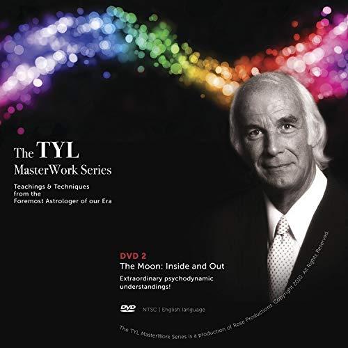 9780738731179: Noel Tyl's The Moon: Inside and Out DVD2: Extraordinary Psychodynamic Understandings! (Noel Tyl's DVD Series)