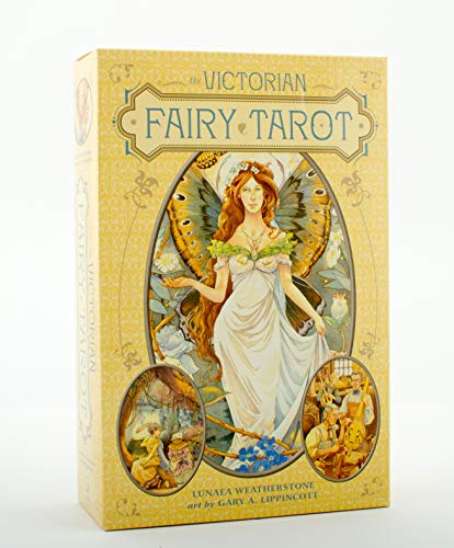 The Victorian Fairy Tarot (0738731315) by Lunaea Weatherstone