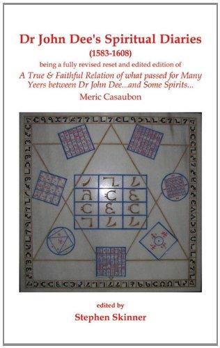 9780738731384: Dr. John Dee's Spiritual Diaries: 1583-1608
