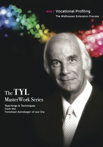 Noel Tyl's Vocational Planning DVD7: The Midheaven Extension Process (Noel Tyl's DVD Series) (0738731846) by Noel Tyl