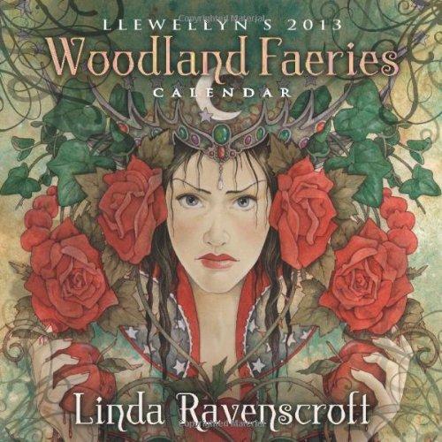 9780738732060: Llewellyn's 2013 Woodland Faeries Calendar