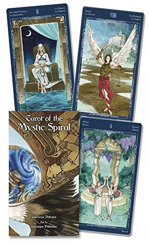 9780738732381: Tarot of the Mystic Spiral Cards