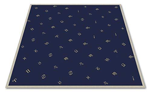 9780738732404: Astrology Velvet Tarot Cloth