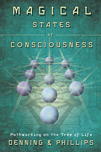 9780738732824: Magical States of Consciousness: Pathworking on the Tree of Life