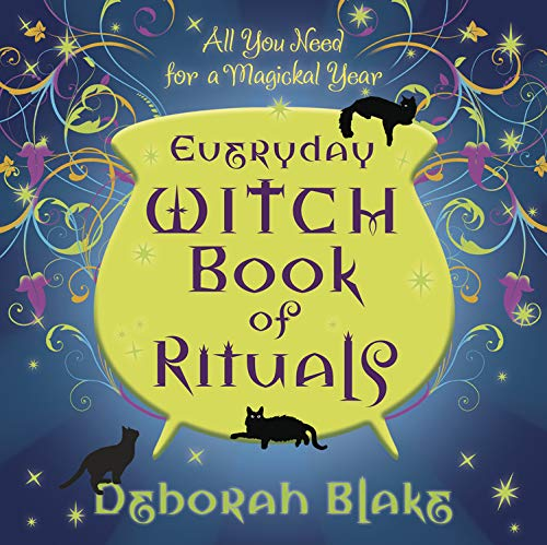 9780738733432: Everyday Witch Book of Rituals: All You Need for a Magickal Year