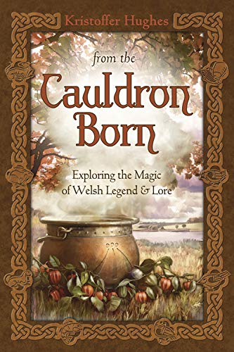 9780738733494: From the Cauldron Born: Exploring the Magic of Welsh Legend & Lore