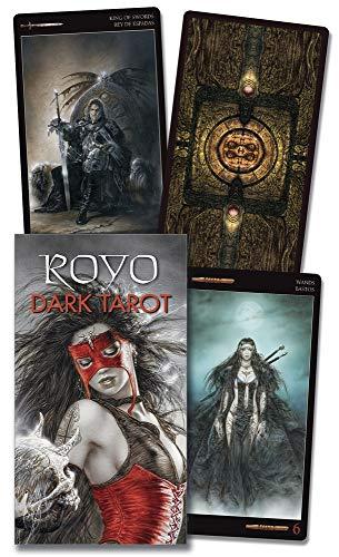 9780738733616: Royo Dark Tarot Deck
