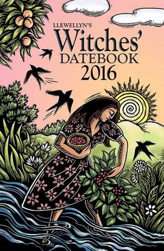 9780738734002: Llewellyn's Witches' Datebook 2016
