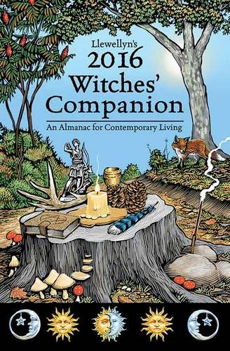 9780738734019: Llewellyn's 2016 Witches' Companion: An Almanac for Contemporary Living (Llewellyns Witches Companion)