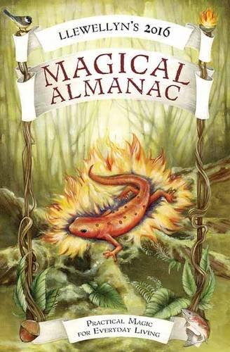 9780738734057: Llewellyn's Magical Almanac 2016