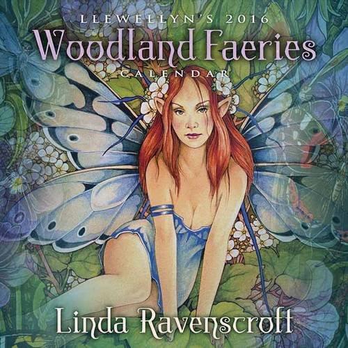 9780738734101: Llewellyn's 2016 Woodland Faeries Calendar