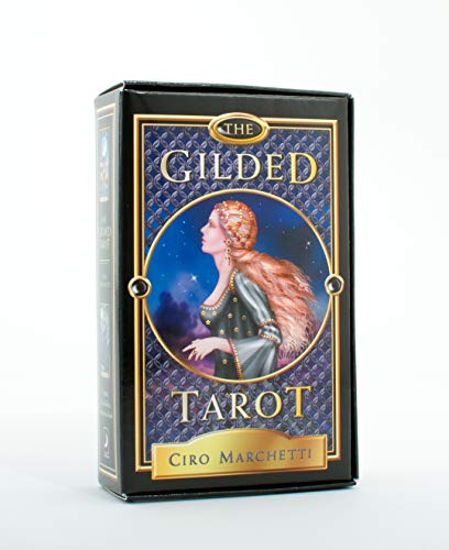 9780738734248: The Gilded Tarot Deck
