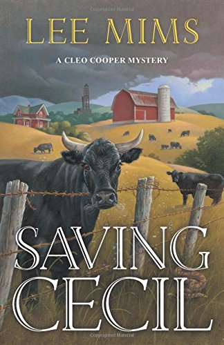 Saving Cecil (A Cleo Cooper Mystery): Mims, Lee