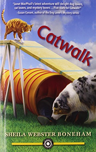 Stock image for Catwalk (An Animals in Focus Mystery, 3) for sale by Your Online Bookstore