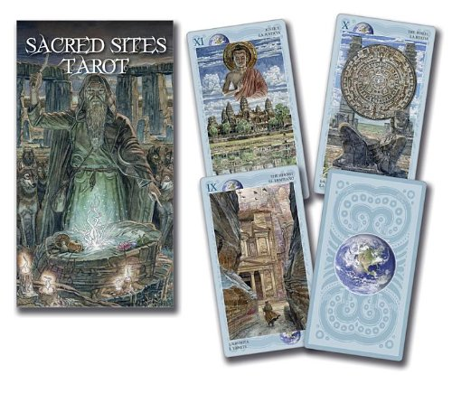 9780738735009: Sacred Sites Tarot Deck