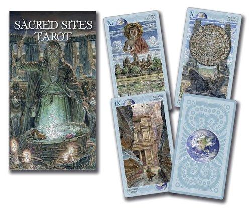 9780738735009: Sacred Sites Tarot Deck