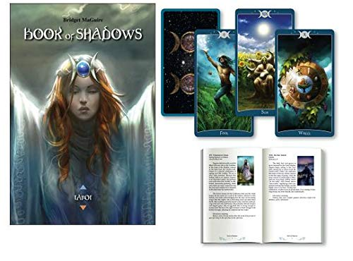 9780738735078: The Book of Shadows Tarot [With Cards]