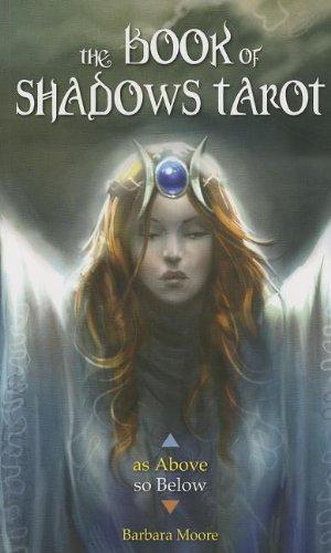9780738735122: The Book of Shadows Tarot Book