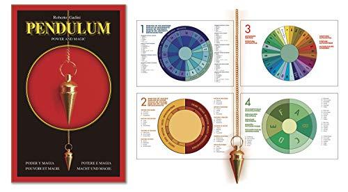 Pendulum Power and Magic Kit [With Brass Pendulum/4 Color Quadrants] (Paperback): Roberto ...