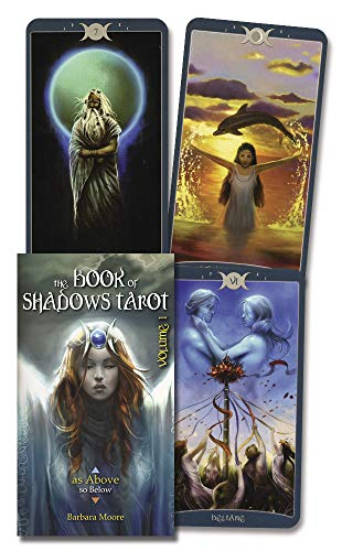 9780738735641: As Above Deck: Book of Shadows Tarot, Volume 1