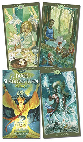 9780738735740: So Below Deck: Book of Shadows Tarot, Volume 2