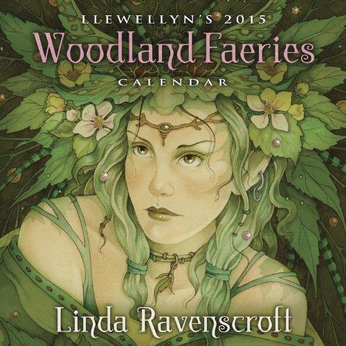 9780738736051: Llewellyn's Woodland Faeries 2015 Calendar