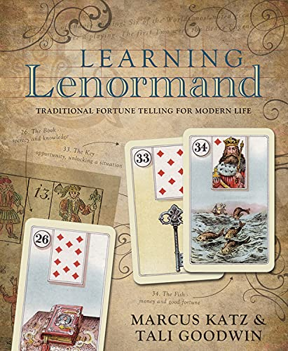 9780738736471: Learning Lenormand: Traditional Fortune Telling for Modern Life